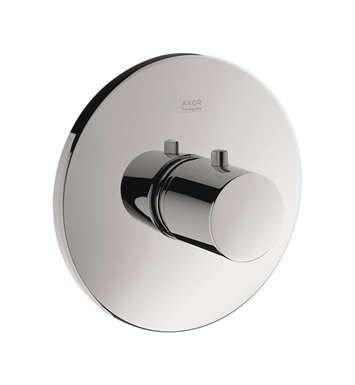 Hansgrohe 38715001 Axor Uno Thermostatic Trim With Finish: Chrome