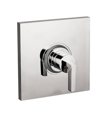 Hansgrohe 39414001 Axor Citterio Pressure Balance Trim With Finish: Chrome