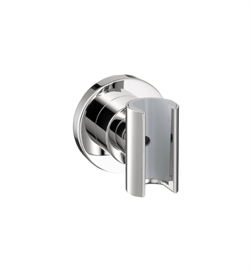 Hansgrohe 39525820 Porter Holder With Finish: Brushed Nickel
