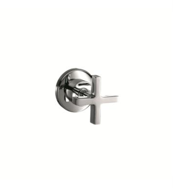 "Hansgrohe 39967 Axor Citterio 2 5/8"" Volume Control Trim with Cross Handle"