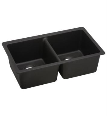 elkay elxu3322 quartz luxe 33quot double bowl undermount kitchen sink