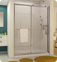 Fleurco Forte Sorrento In Line Door and Panel