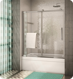Fleurco Forte Sorrento Tub Enclosure Door and Panel