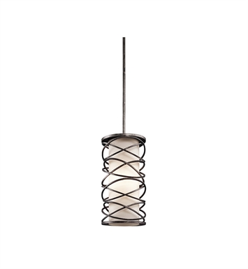 Kichler 42466WMZ Pendant 1 Light in Warm Bronze
