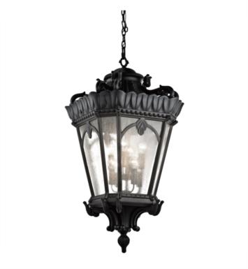 Kichler 9568LD Tournai 8 Light Incandescent Outdoor Hanging Pendant With Finish: Londonderry