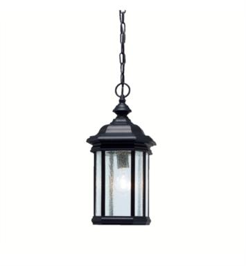 Kichler 9810 Kirkwood 1 Light Incandescent Outdoor Hanging Pendant