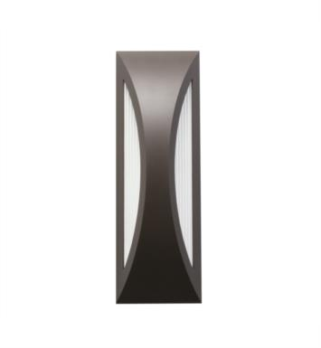 "Kichler 49436AZ Cesya 1 Light 18"" LED Indoor/Outdoor Wall Sconce With Finish: Architectural Bronze"
