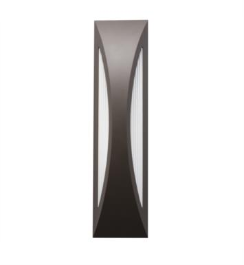 "Kichler 49437AZ Cesya 1 Light 24"" LED Indoor/Outdoor Wall Sconce With Finish: Architectural Bronze"
