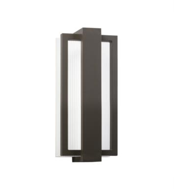 Kichler 49492SBK Sedo 1 Light LED Outdoor Wall Sconce With Finish: Satin Black