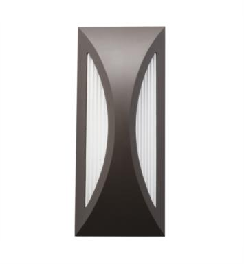 Kichler 49494AZ Cesya 1 Light LED Indoor/Outdoor Wall Sconce With Finish: Architectural Bronze