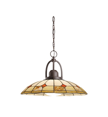 Kichler 65368 Deveron Collection Pendant 1 Light