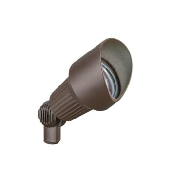 Kichler 15309AZT 1 Light 12V Landscape Accent Light for MR16 Lamp With Finish: Textured Architectural Bronze