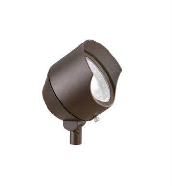 Kichler 15381AZT 1 Light 12V Landscape MR16 Compact Accent Light With Finish: Textured Architectural Bronze