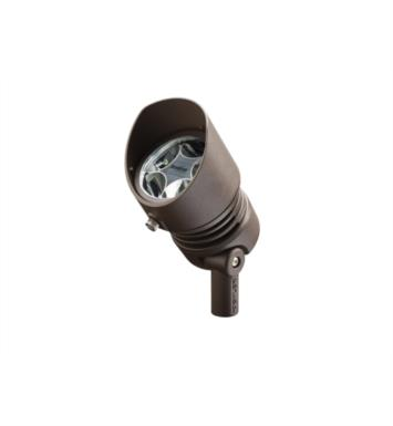 Kichler 16009AZT30 Landscape LED 13W 12V 5 Light 10 Degree Spot Accent Light With Finish: Textured Architectural Bronze And Color Temperature: Kelvin Temperature: 3000K