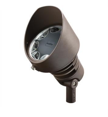Kichler 16202BBR30 Landscape LED 19.5W 120V 8 Light 10 Degree Spot Accent Light With Finish: Bronzed Brass And Color Temperature: Kelvin Temperature: 3000K