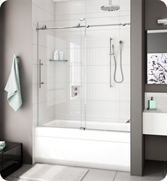Fleurco Kinetik K2 Tub Door and Panel