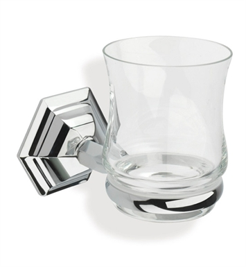 Nameeks MA10#CP StilHaus Toothbrush Holder With Finish: Polished Chrome