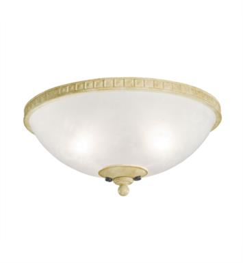 "Kichler 380007AW Cortez 12"" Bowl Light Kit for Ceiling Fan - Pack of 4 With Finish: Aged White"