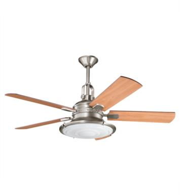 "Kichler 300020OZ Kittery Point 5 Blades 52"" Indoor Ceiling Fan With Finish: Olde Bronze"