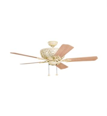 "Kichler 300113TZ Cortez 5 Blades 52"" Indoor Ceiling Fan With Finish: Tannery Bronze"