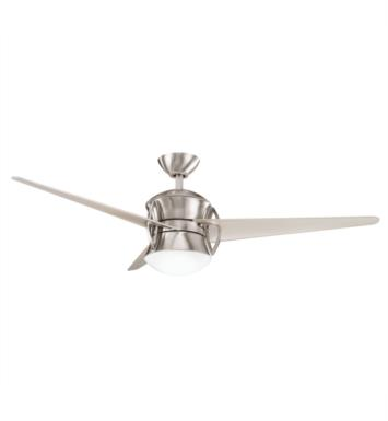 "Kichler 300125BSS Cadence 3 Blades 54"" Indoor Ceiling Fan With Finish: Brushed Stainless Steel"