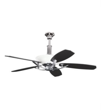 "Kichler 300126PN Palla 5 Blades 56"" Indoor Ceiling Fan With Finish: Polished Nickel"