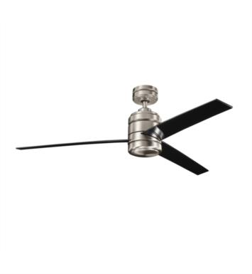 "Kichler 300146PN Arkwright 3 Blades 7 1/2"" Indoor Ceiling Fan With Finish: Polished Nickel"