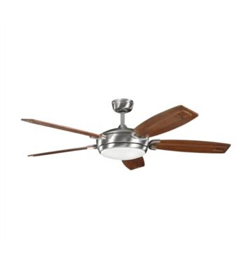 "Kichler 300156OBB Trevor 5 Blades 60"" Indoor Ceiling Fan With Finish: Oil Brushed Bronze"