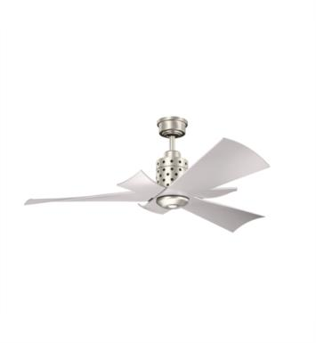 "Kichler 300163OBB Frey 3 Blades 56"" Indoor Ceiling Fan With Finish: Oil Brushed Bronze"