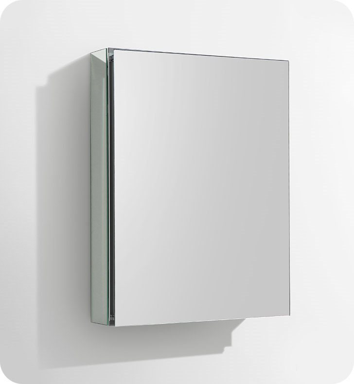 Fresca FMC8058 20 quot  Wide Bathroom Medicine Cabinet with Mirrors. Bathroom Storage and Cabinets   DecorPlanet com