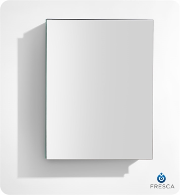 "Fresca FMC8058 20"" Wide Bathroom Medicine Cabinet with Mirrors"