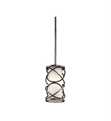 Kichler 42467WMZ Pendalette 1 Light in Warm Bronze