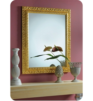 Nameeks 959-14 StilHaus Vanity Mirror With Finish: Black