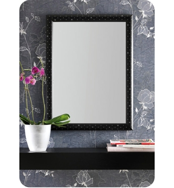 Nameeks 960-14 StilHaus Vanity Mirror With Finish: Black