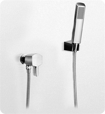 TOTO TS960F1L#CP Soirée Handshower Set with Lever Handle, 1.75 GPM With Finish: Polished Chrome