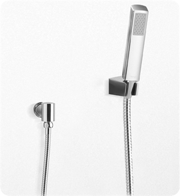 TOTO TS960F2#CP Soiree® Hand Shower Set With Finish: Polished Chrome