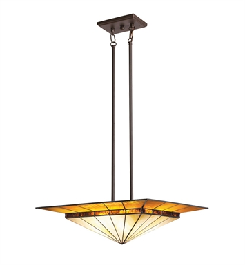 Kichler Inverted Pendant 4 Light