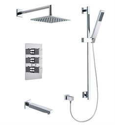 Nameeks Kuatro Shower Set Ramon Soler US-4745K