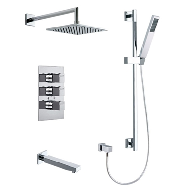Nameeks US-4745K Kuatro Shower Set Ramon Soler