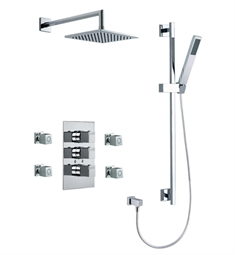 Nameeks Kuatro Shower Set Ramon Soler US-4746K
