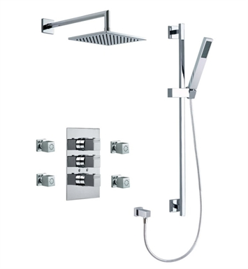Nameeks US-4746K Kuatro Shower Set Ramon Soler