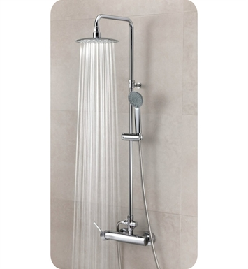 Nameeks US-3358RPN Drako Shower Column Ramon Soler
