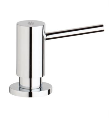 "Grohe 40535000 Cosmopolitan 3"" Deck Mounted Soap Dispenser With Finish: StarLight Chrome"