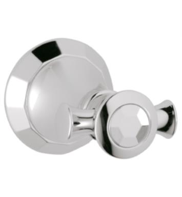 "Grohe 40226000 Kensington 2"" Wall Mount Double Robe Hook With Finish: StarLight Chrome"