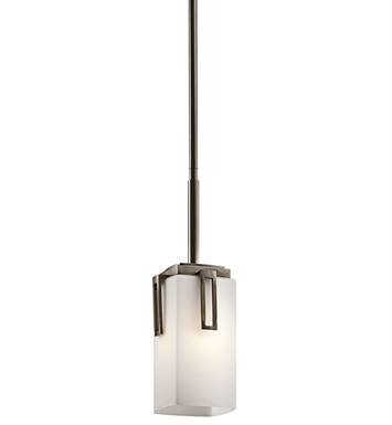 Kichler 42432SWZ Mini Pendant 1 Light in Shadow Bronze