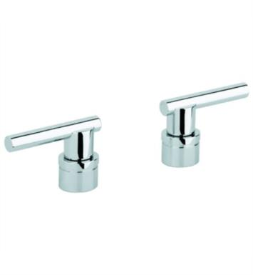 "Grohe 18027EN0 Atrio 3 1/8"" Lever Handle With Finish: Brushed Nickel"