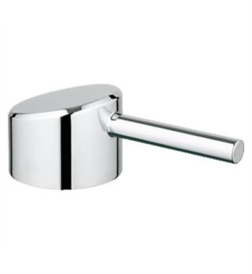 "Grohe 46754000 5 1/2"" Lever Handle With Finish: StarLight Chrome"