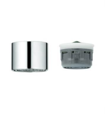 "Grohe 13935DC0 Atrio 3"" Flow Control With Finish: Supersteel"