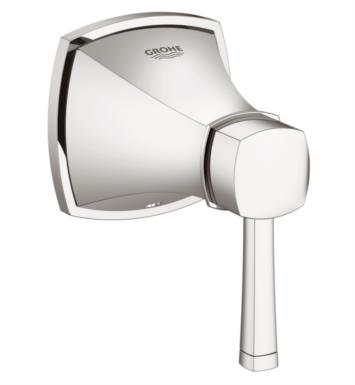 "Grohe 19944000 Grandera 2 3/4"" Volume Control Trim with Lever Handle With Finish: StarLight Chrome"
