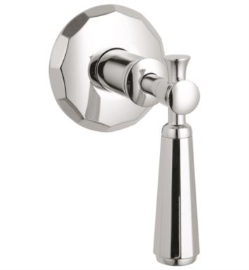 "Grohe 19270000 Kensington 3 1/8"" Volume Control Trim with Lever Handle With Finish: StarLight Chrome"